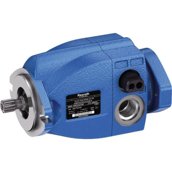 PGF2-2X/008LJ01VU2 Original Rexroth PGF series Gear Pump #1 image