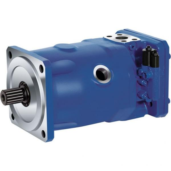 Original Rexroth AZPU series Gear Pump 517815001	AZPU-22-070RNM07PV10015-S0304 #1 image