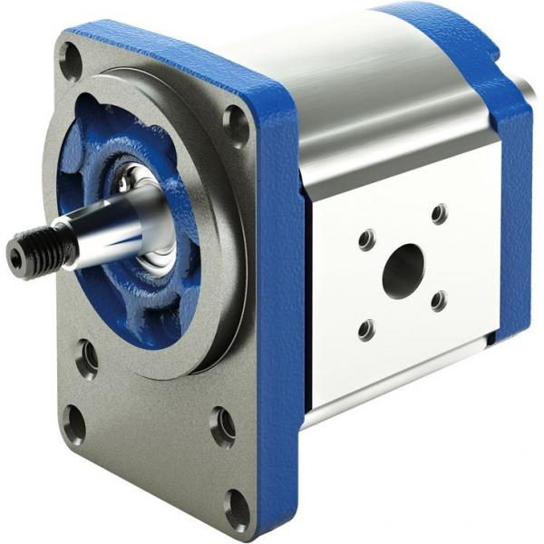 Original Rexroth AZPF series Gear Pump R919000404AZPFFF-22-028/028/028LRR202020KB-S9996 #1 image