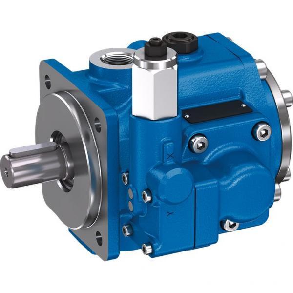 Original Rexroth AZPF series Gear Pump R919000129AZPFFF-22-022/022/011LRR202020KB-S9996 #1 image