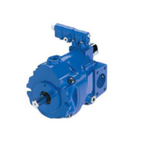 Parker Piston pump PV020 series PV020R1K1AYNMMC+PGP505A0 #1 image