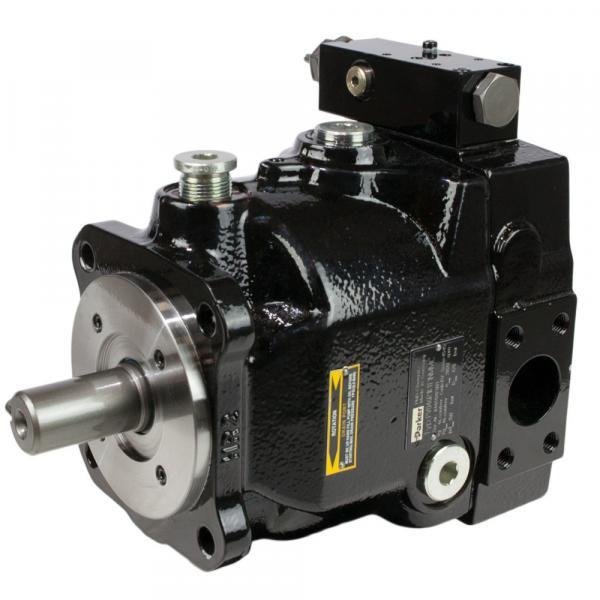 Kawasaki K3V112DTP-1P9R-1E42-V K3V Series Pistion Pump #1 image