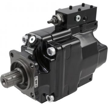MOOG radial plunger pump