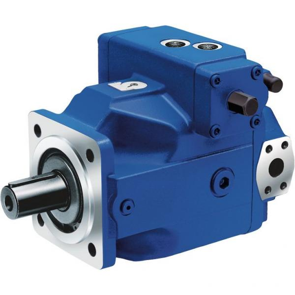 Original Rexroth AZPF series Gear Pump R919000271	AZPFFF-22-022/022/016LCB202020KB-S9996 #1 image