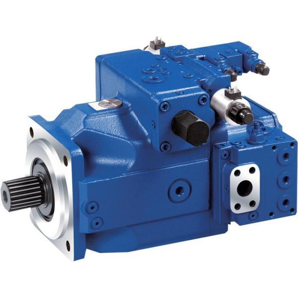 Rexroth Axial plunger pump A4CSG Series R902406612A4CSG355HS4/30R-VKD85F014ZES1640 #1 image
