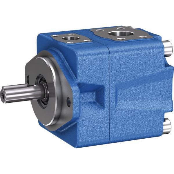 Rexroth Axial plunger pump A4VSG Series A4VSG355HD3D/30R-PZB10K840N #1 image
