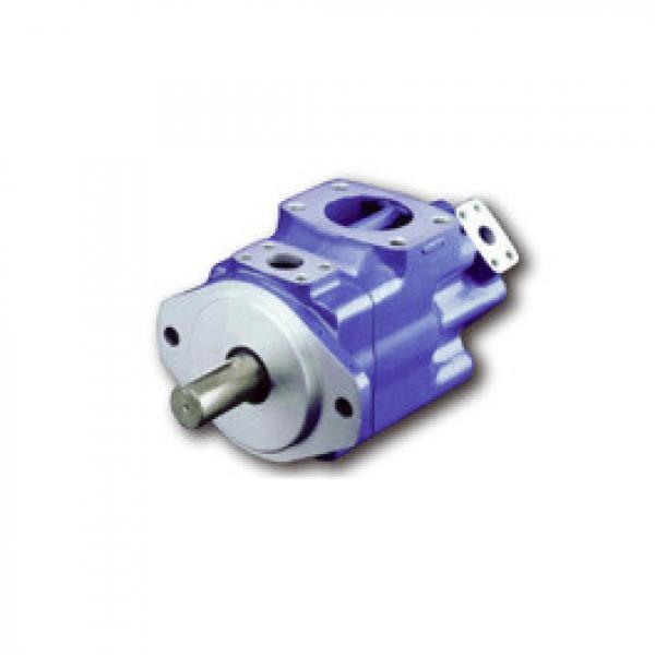 Parker Piston pump PV140 series PV140R1K1T1NFPD+PVAPVV41 #1 image