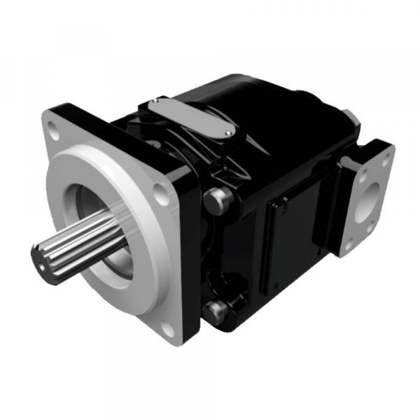 PGP511A0160AC1H2ND6D4B1B1 Original Parker gear pump PGP51 Series #1 image