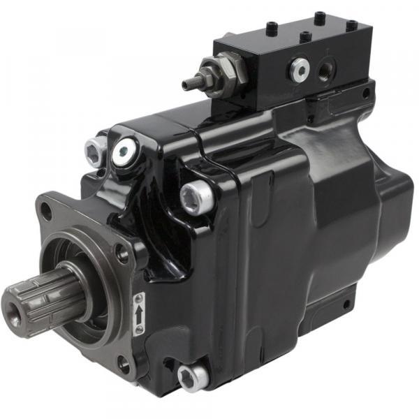 PGP511B0140CA1H2ND6D4C-511A011 Original Parker gear pump PGP51 Series #1 image