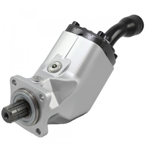 MOOG radial plunger pump D95 Series #1 image