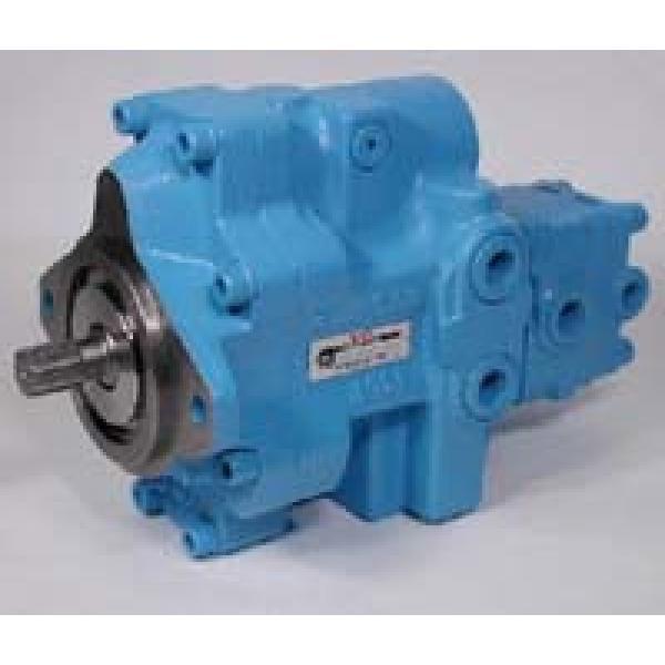 NACHI PZ-4B-25-100-E2A-11 PZ Series Hydraulic Piston Pumps #1 image