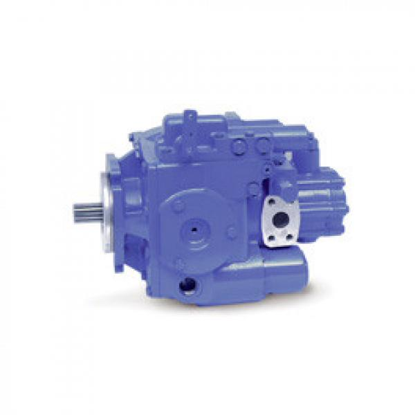 Parker Piston pump PV140 series PV140R1L1T1NUPZ+PVAC1PUM #1 image