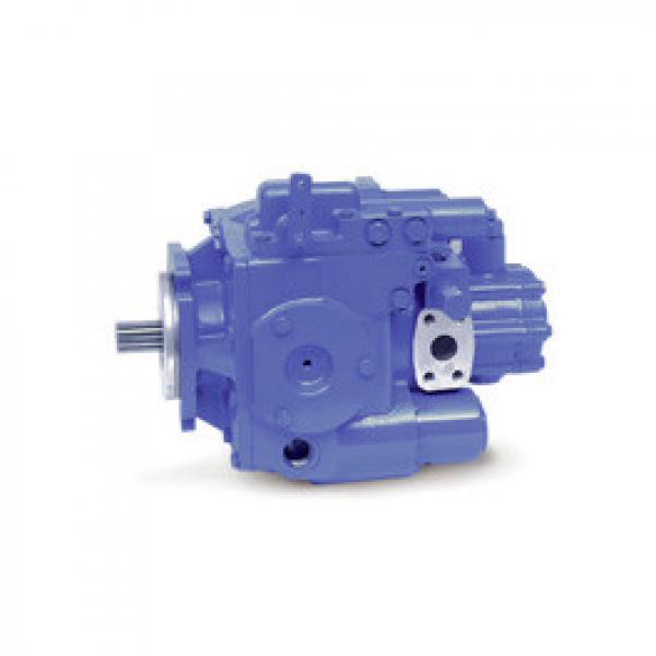 PV032R1K1T1NMLZ+PVAC1ECM Parker Piston pump PV032 series #1 image