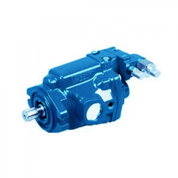 Parker Piston pump PV020 series PV020R1K1AYNMMC+PGP511A0 #1 image
